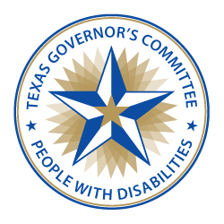 Texas Governor's Committee on People with Disabilities Seal