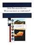 Texas Military Preparedness 2016 Task Force Progress Report Booklet Cover