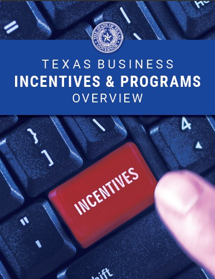 Texas Business Incentives & Programs Overview