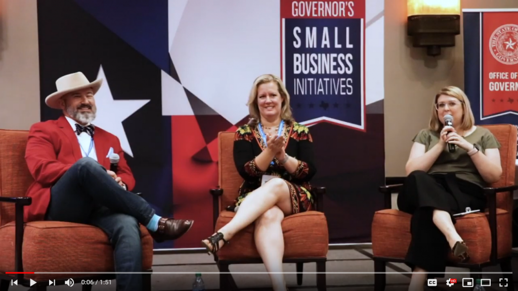 Governor's Small Business Events Thumbnail