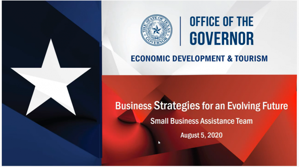 Governor's Small Business Webinar Series Thumbnail