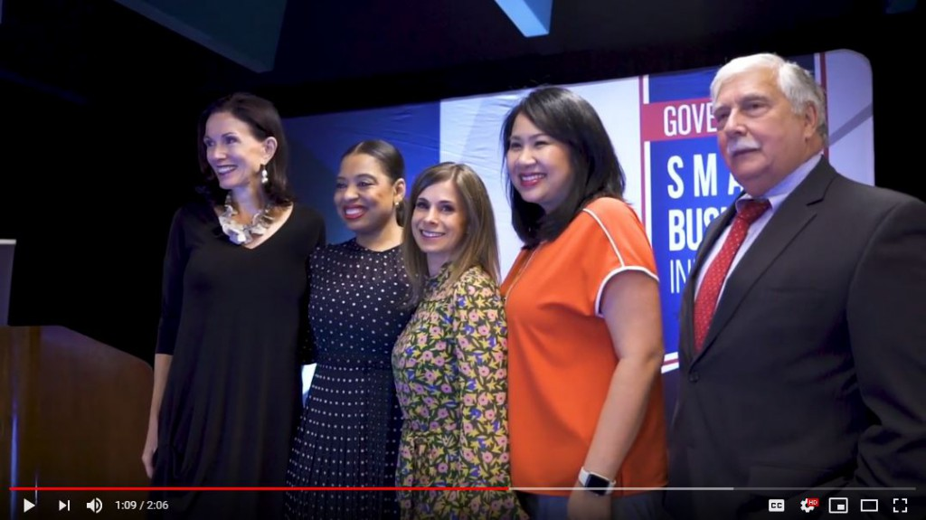 2019 Governor's Small Business Forum for Women - Houston Thumbnail