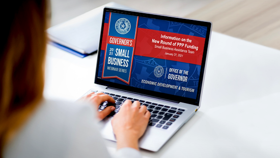 Small Business Webinars & Events thumb