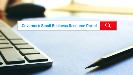 Governor's Small Business Resource Portal thumb