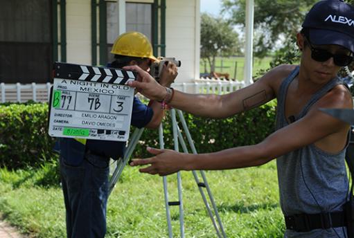 Production thumb