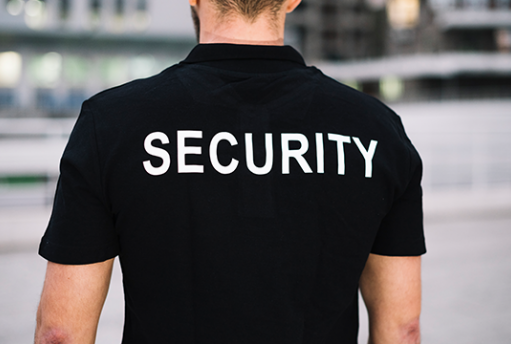 Security thumb