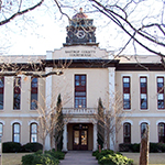 Bastrop County Courthouse © 2006 Larry D. Moore
