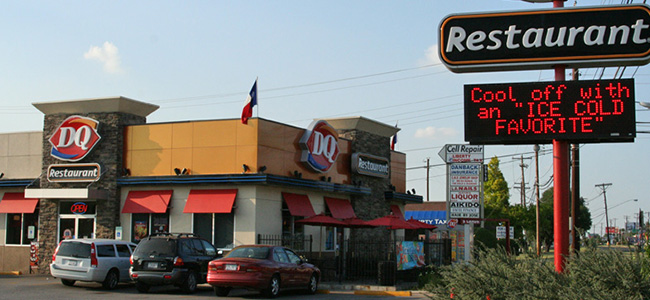Dairy Queen on Burnet