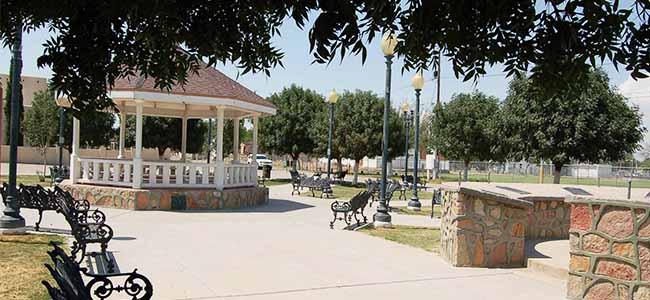 San Elizario Plaza