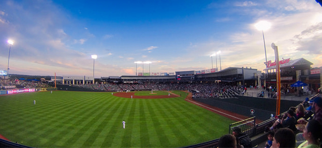 Dell Diamond Park