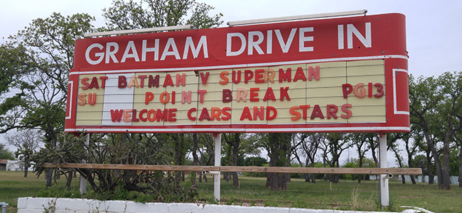 Graham Drive-In Theatre