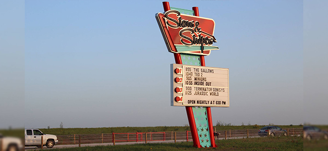 Stars & Stripes Drive-In Theatre
