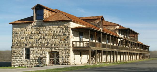Fort Clark Commissary