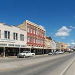 Gonzales Main Street