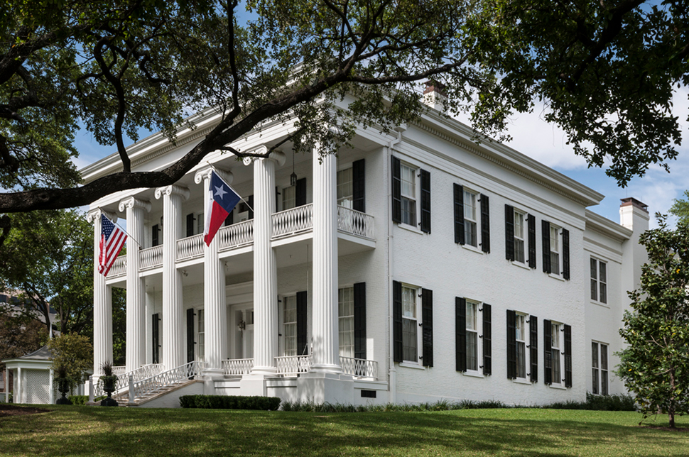 Texas Governor's Mansion | Office of the Texas Governor