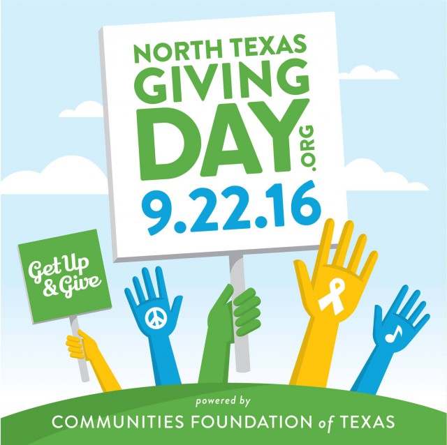 North Texas Giving Day Promo Image
