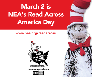 Read Across America Day logo