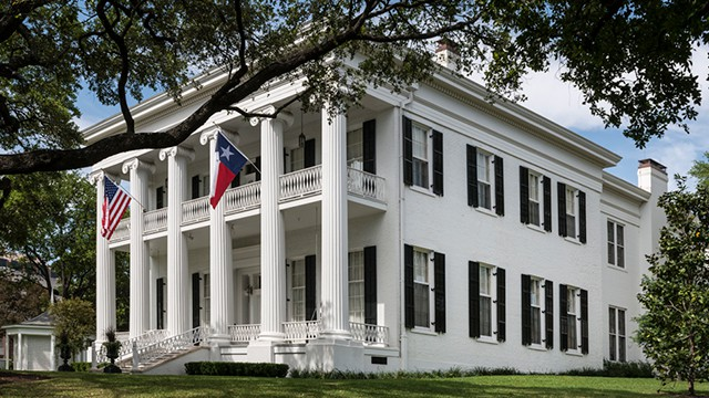 The Texas Governor's Mansion