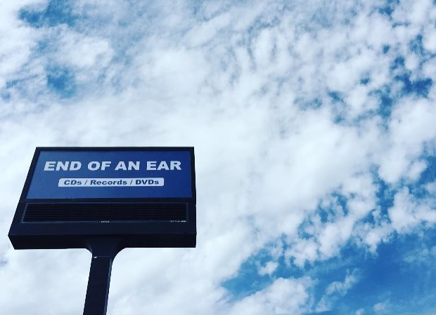 photo of End of An Ear sign