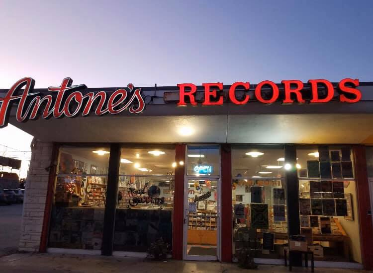 photo of Antone's Record Shop
