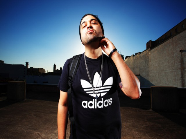 Corpus Christi DJ and music producer, El Dusty