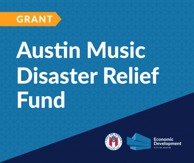 Austin Music Disaster Relief Fund image