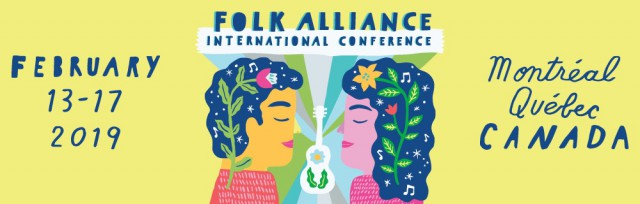 Folk Alliance International graphic