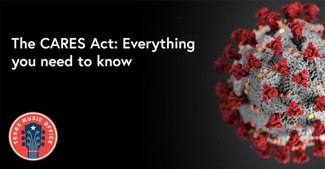 CARES act graphic image Image