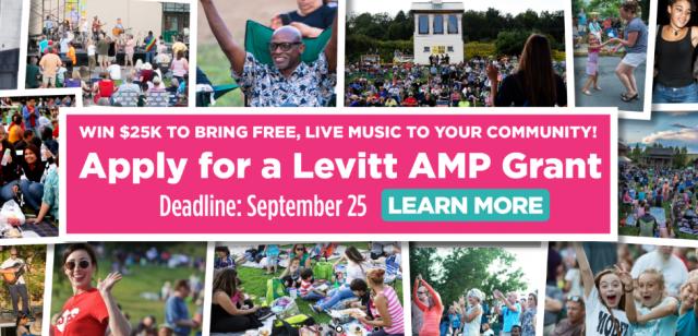 Levitt Foundation Grant