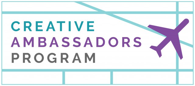 City of Austin Creative Ambassadors Program Logo