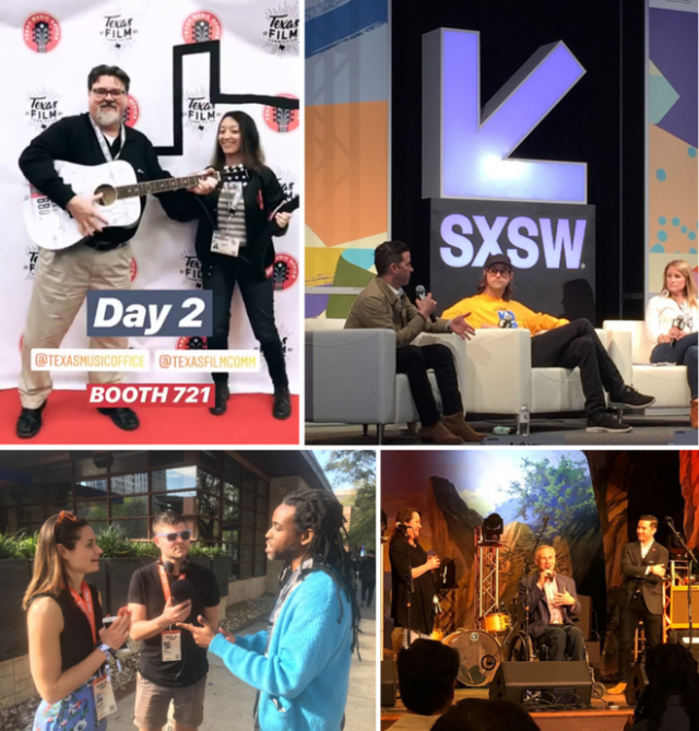 Texas Music Office at SXSW 2018