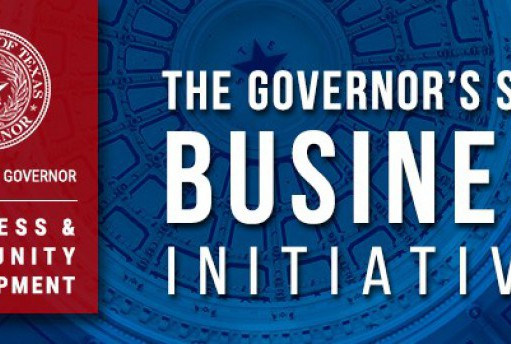 Governor's Small Business Initiatives webinar graphic