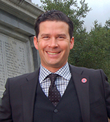 photo of TMO Director Brendon Anthony