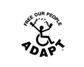 ADAPT of Texas logo