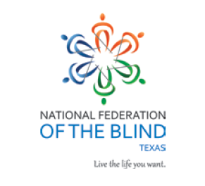 American Federation of the Blind of Texas logo