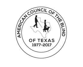 American Council of the Blind of Texas logo