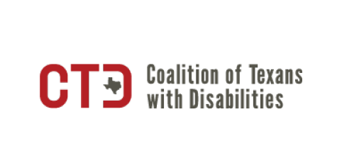 Coalition of Texans with Disabilities logo