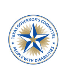 Texas Governor's Committee on People with Disabilities logo