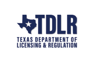 Texas Department of Licensing and Regulation logo