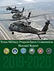 Texas Military Preparedness 2019-2020 Biennial Report Cover
