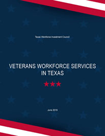 Veterans Workforce Services In Texas