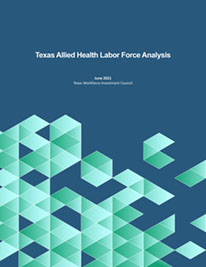 Texas Allied Health report cover
