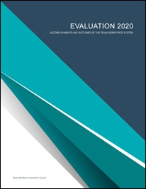 Evaluation 2020 report cover