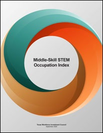 Cover of Middle-Skill STEM Occupation Index