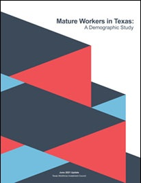 Mature Workers report cover