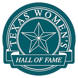Texas Women's Hall of Fame Logo