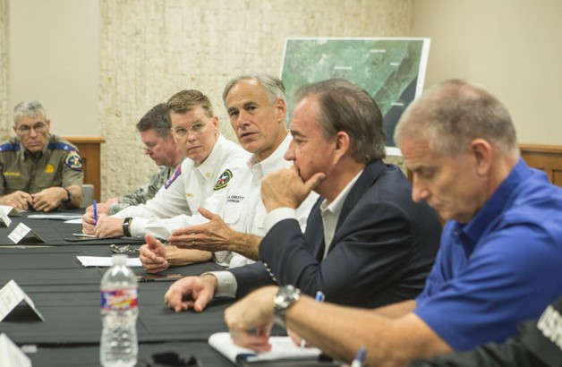 Governor Abbott meets with Rebuild Texas Commission in Corpus Christi and Richmond.