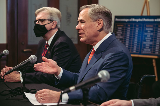 Governor Abbott Expands Capacity For Certain Services In Texas, Announces Guidance For Nursing Home, Long-Term Care Visitations