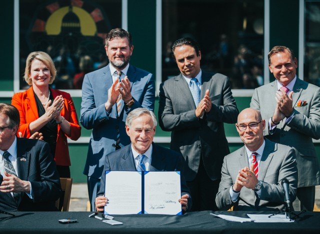 Gov. Abbott signed into law Senate Bill 2, which delivers significant property tax reforms that will cap property tax increases without voter approval and provide tax reform to homeowners and businesses across Texas.