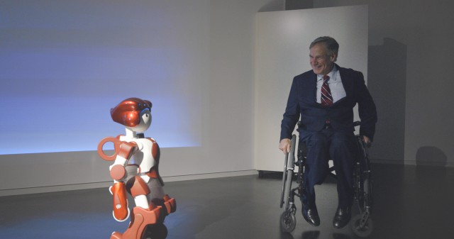 Governor Greg Abbott today met with Hitachi, Ltd. CEO Toshiaki Higashihara in Tokyo, Japan.